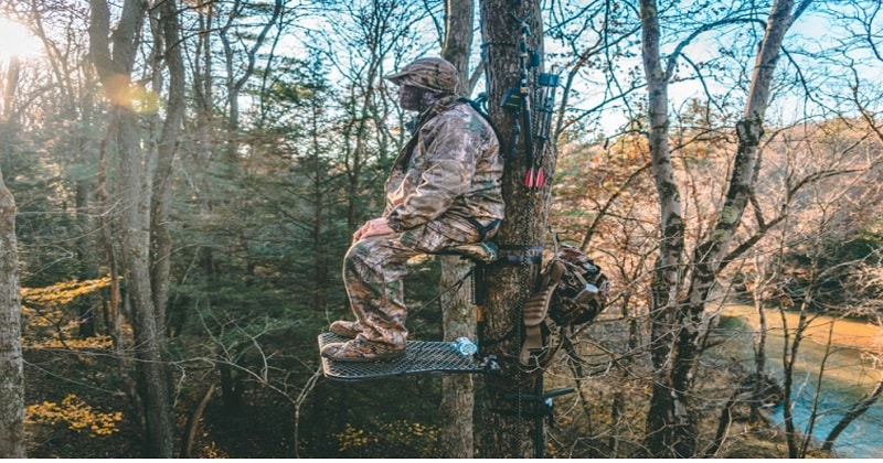 Waiting-on-Tree-Stand