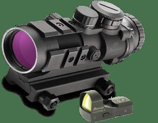 Burris 300177 AR Prism Sight Ballistic Cq Reticle