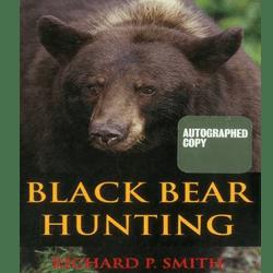 Black Bear Hunting Book