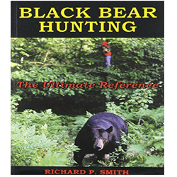 Black Bear Hunting Reference Book