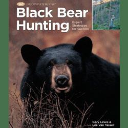 Expert Black Bear Hunting Book