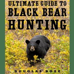 Ultimate Guide to Black bear hunitng