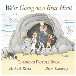 We'are Going on a Bear Hunt book