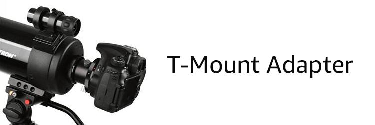 Celestron C90 Spotting scope T-Mount Adapter