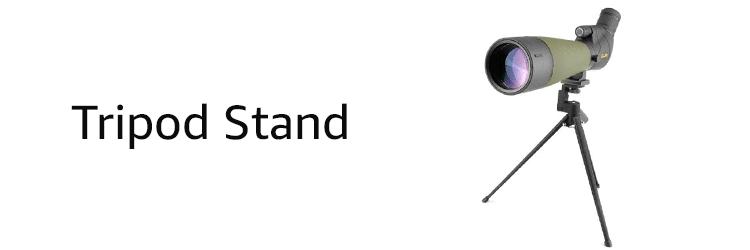 Gosky 20-60x80 Spotting Scope tripod stand