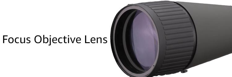 focus objective lens