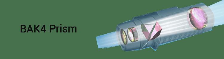 Adasion 12×42 Hunting Binoculars prism