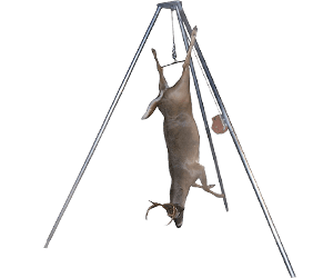 Guide Gear Portable Tripod Deer Hoist