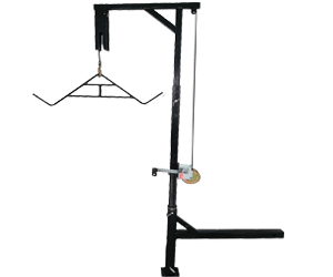 HME Products Truck Hitch Deer Hoist