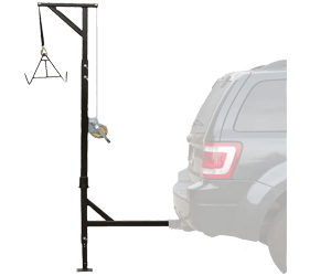 Kill Shot Hitch-Mounted Deer Hoist