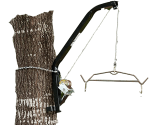 Moultrie Feeder Hanging Deer Hoist