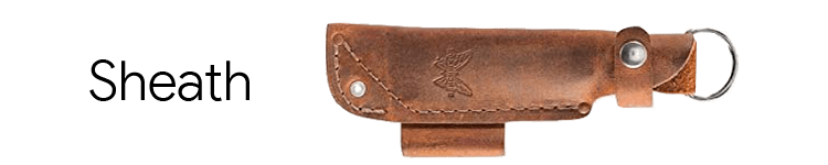 Benchmade Bushcrafter Outdoor Knife Sheath