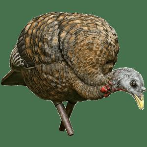 Avian-X Feeder Hen Turkey Decoy