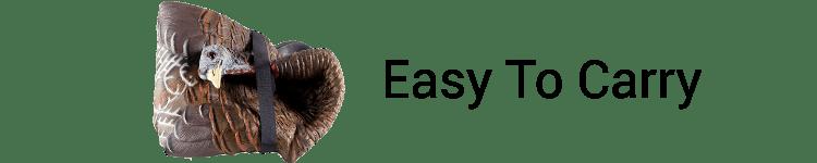 Avian-X Laydown Hen Turkey Decoy Specialty