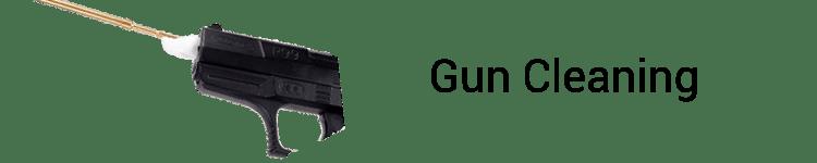 BOOSTEADY Gun Cleaning