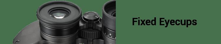 Fixed Binoculars Eyecups