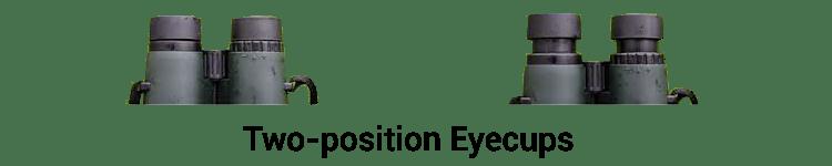 How to choose a binoculars Eyecups