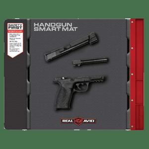 Real Avid Handgun Cleaning Mat