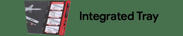 Real Avid Integrated Tray
