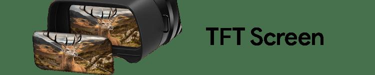 BOOVV Binocular TFT Screen
