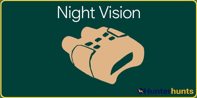 Best Night Vision Binocular
