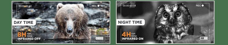 CREATIVE XP Digital Day and Night Vision Binocular