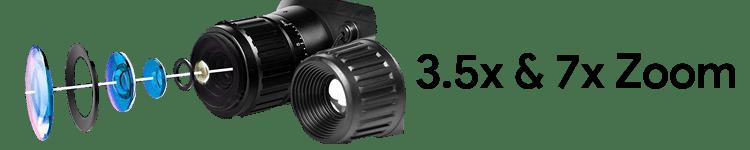 CREATIVE XP Digital Zoom Night Vision Binocular