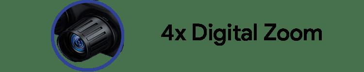 LAATII Night Vision Binocular 4x Digital Zoom