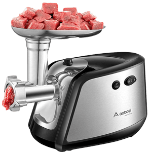 AAoBosi Electric Deer Meat Grinder