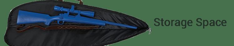 Allen Company Gun Case Storage Space