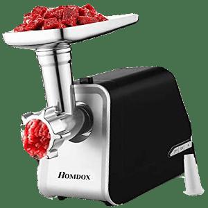 Homdox Electric Deer Meat Grinder