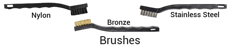 Iunio Universal Gun Cleaning Brushes