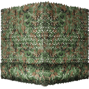 Yeacool Camouflage Netting Ground Blind