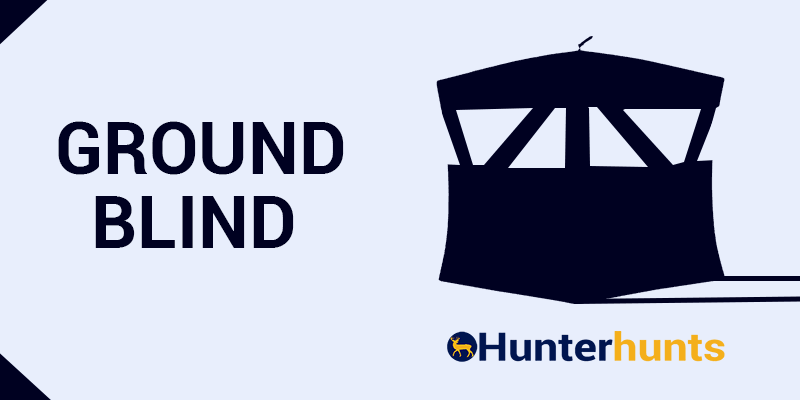 Best Ground Blind