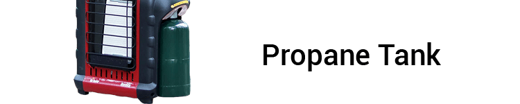 Energy source Propane Gas