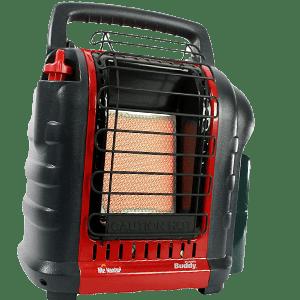 Mr. Heater Propane Radiant Deer Blind Heater