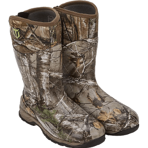TIDEWE Rubber Hunting Boots