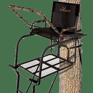 BIG GAME Ladder Treestand