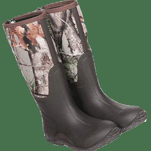 Hisea Men's Rubber Hunting Boots