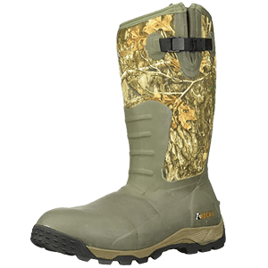 Rocky Men's Rubber Hunting Boots