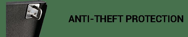 VAULTEK Biometric Gun Safe With Anti Theft Protection