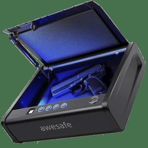 awesafe Biometric Gun Safe