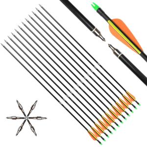 ANTSIR Target Hunting Arrows